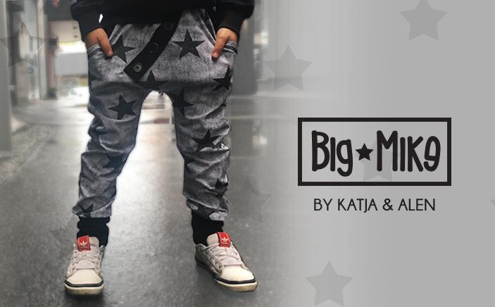 Big Mike oblačila