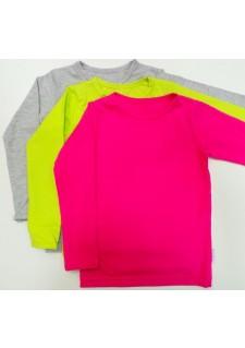 Majice različnih barv - dolg rokav