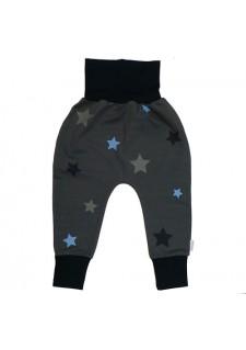 Aladinke sive z modrimi/črnimi/sivimi zvezdicami