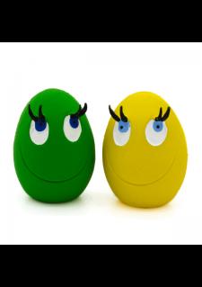 Jajčka Oto (zelen in rumen)