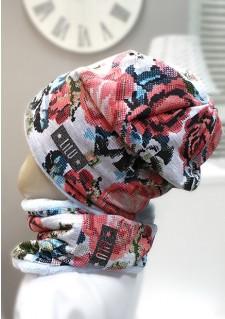 Kapa in tulček Roses