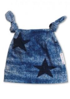 Kapica z vozlički - Blue Stars