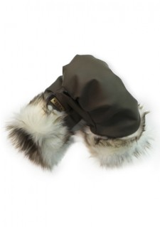 *LiLu* rokavice, White Furr