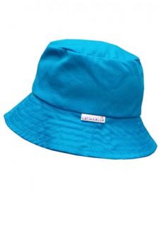 Poletni klobuček - moder