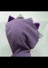 sivo-vijolična irokeza
