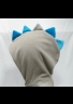 sivo-modra irokeza